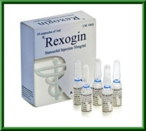 Selling Rexogin amp. (Stanozolol Suspension) online in USA with delivery