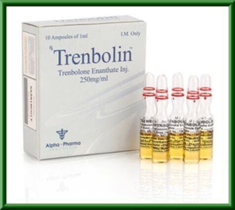 Selling Trenbolin amp. (Trenbolone Enanthate) online in USA with delivery